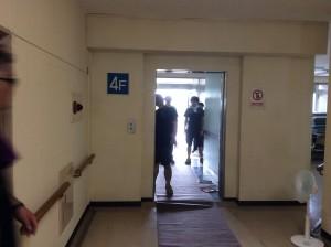 『もう一人のエレベーター』セット