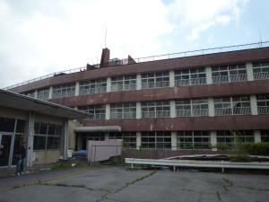 『叫ぶ廃病院』ロケ場所