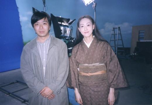 『リング0』雅子さんと。03