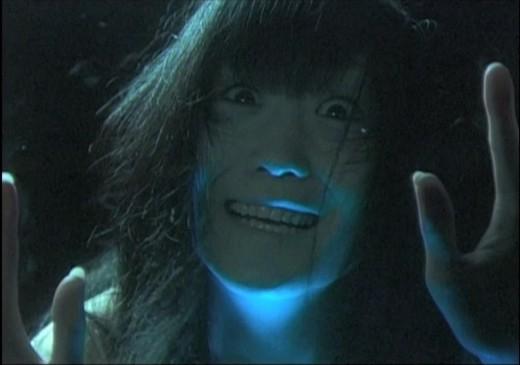 ほん怖『幽惑ドライブ』(主演:増田貴久)の幽霊。
