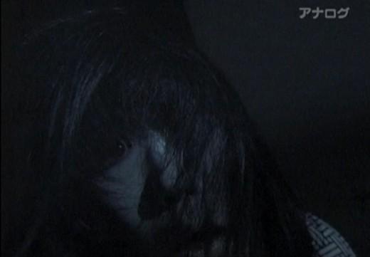 ほん怖『血ぬられた旅館』(主演:吉高由里子)の幽霊。